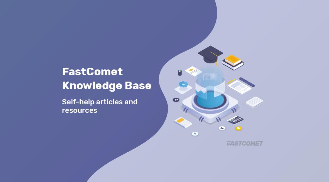 Web Hosting Knowledge Base Fastcomet