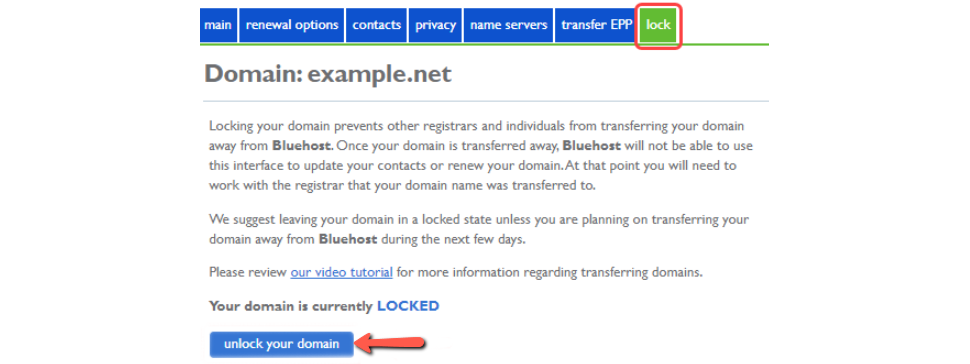 Unlock Your Domain