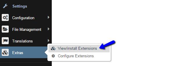 Access Bolt Extensions