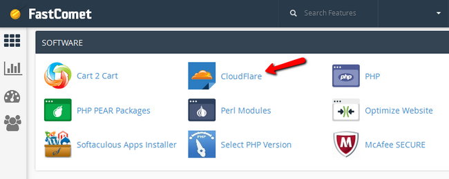 CloudFlare-cPanel-feature