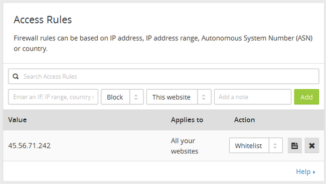 Cloudflare Security Settings - Cloudflare Tutorials - FastComet