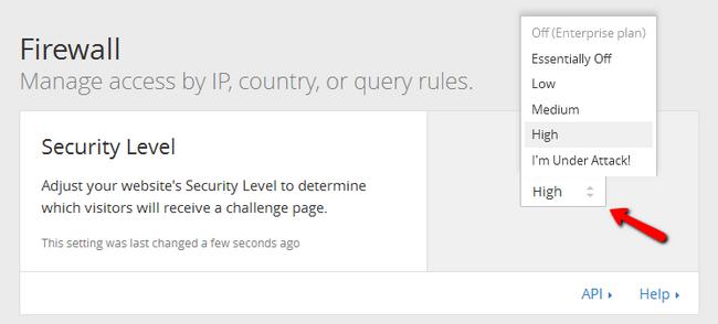 Cloudflare Security Settings - Cloudflare Tutorials - FastComet