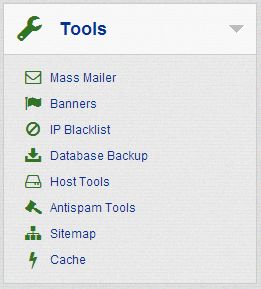 Administration-tools