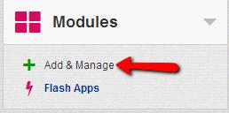 Events-module