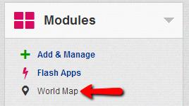 Worldmap-installed