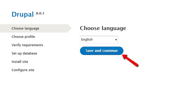 Choosing a language for Drupal 8