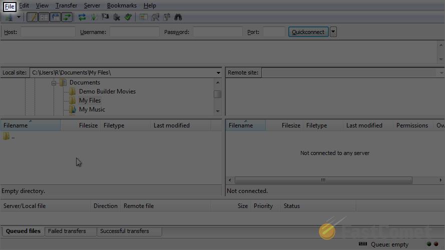 Configure FileZilla FTP Client - FileZilla Tutorial - FastComet