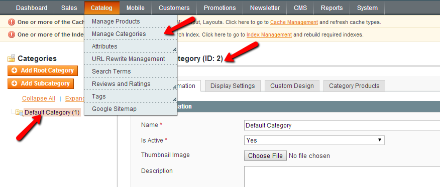 How To Add And Display Products On The Frontpage In Magento