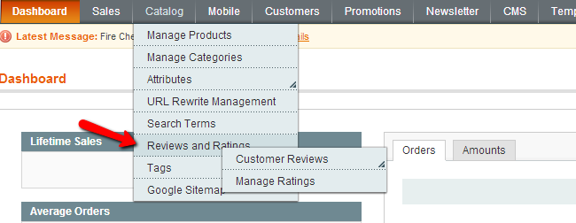 Magento Reviews and Ratings