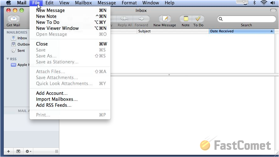 adding-mail-account-from-the-file-menu