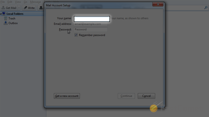 mail-account-configuration