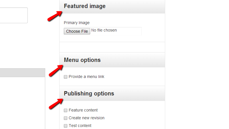 configuring-featured-image-and-menu-options
