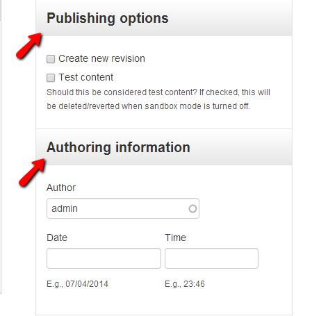 configuring-authoring-information-and-publishing
