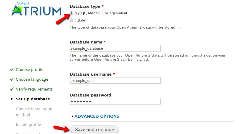 selecting-database-type