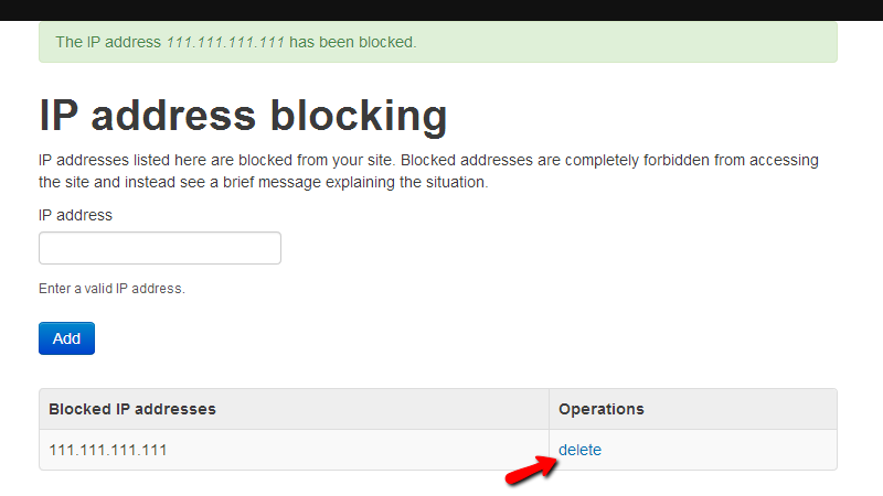 deleting-blocked-IP-address