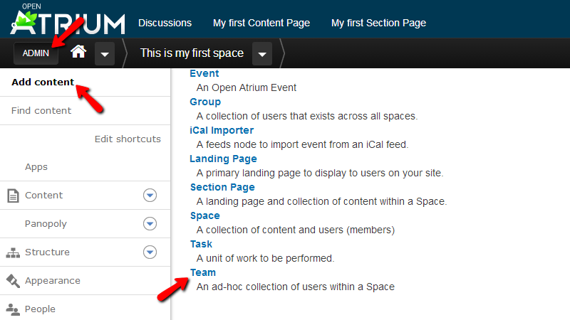 adding-team-page-from-admin-menu