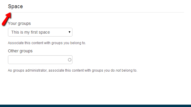 configuring-groups-for-the-new-team