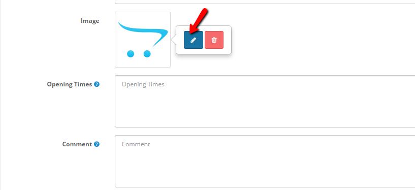 OpenCart 2 change image