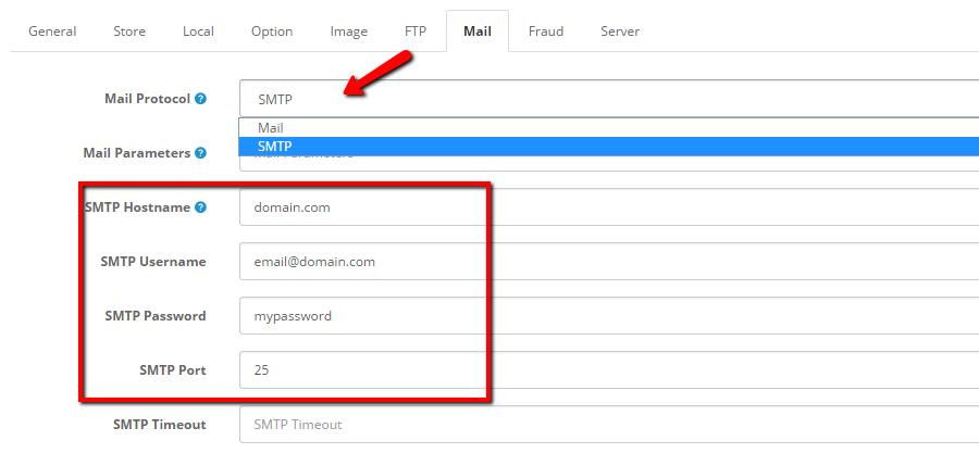 How to Configure SMTP Settings - OpenCart 2 Tutorial - FastComet
