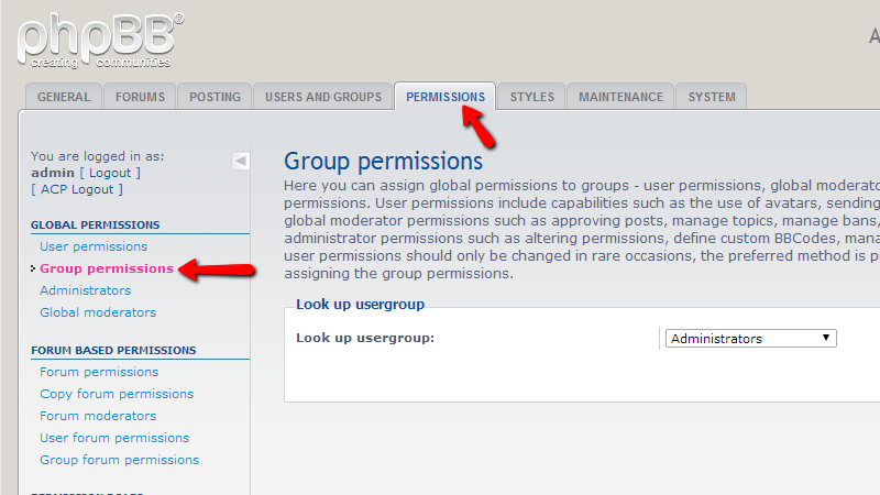 group-permissions
