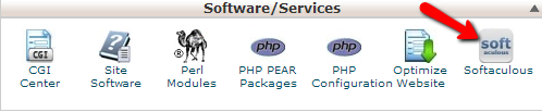 cPanel-Softaculous