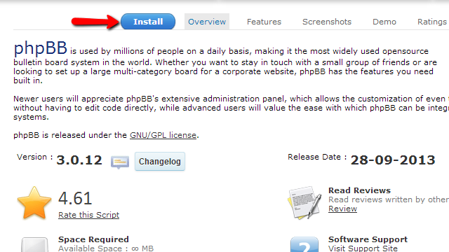 phpBB3-install