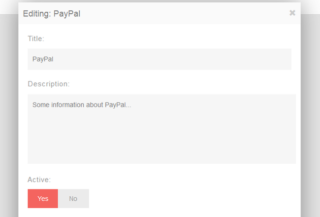 Configure PayPal in PHPFox Neutron