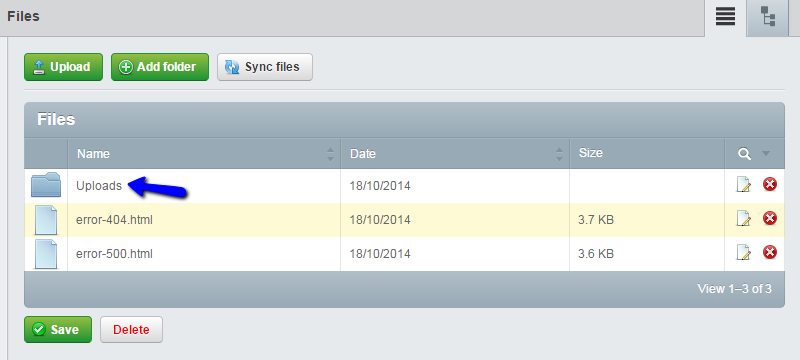 Use file manager in SilverStripe