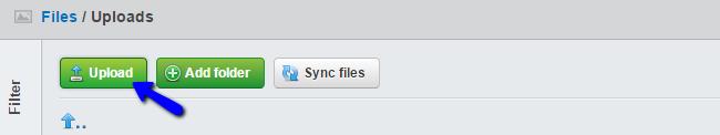 Upload files in SilverStripe