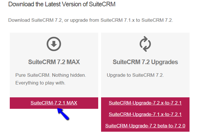 Download SuiteCRM
