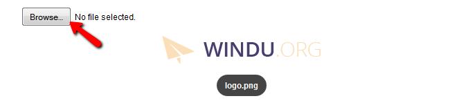 change windu logo