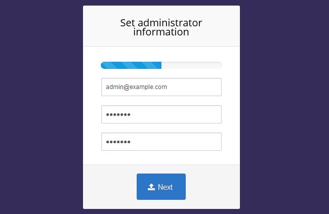 windu admin username