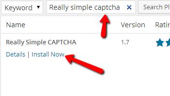 installing-captcha-plugin