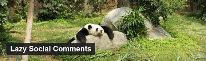 lazy-social-comments-wordpress-plugin
