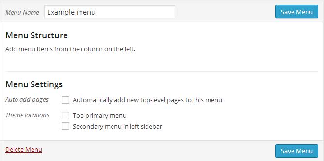 editing-the-new-menu