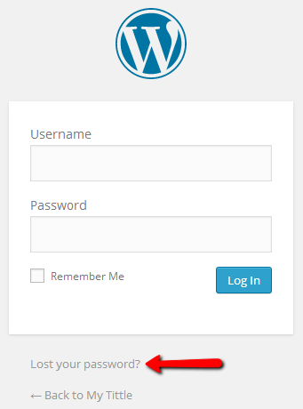 wordpress-admin-area