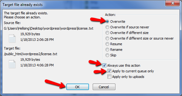 overwriting-files