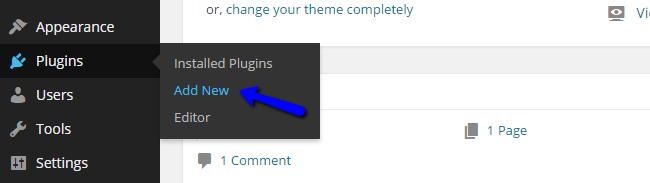 Add SitePush in WordPress