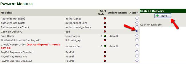 How to Configure Payment Modules - Zen Cart Tutorial - FastComet
